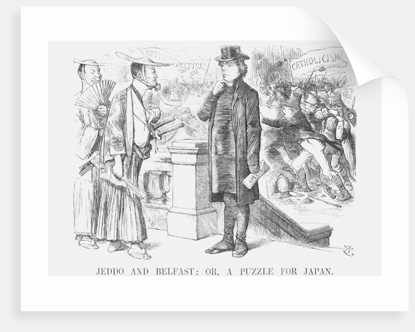 Jeddo and Belfast; or, a Puzzle for Japan by Joseph Swain