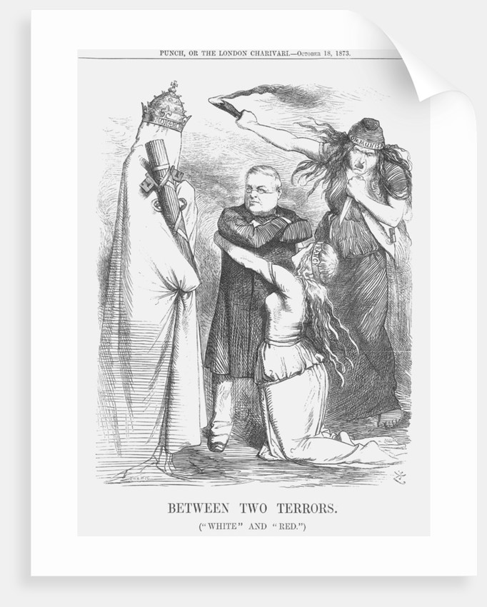 Between Two Terrors by Joseph Swain