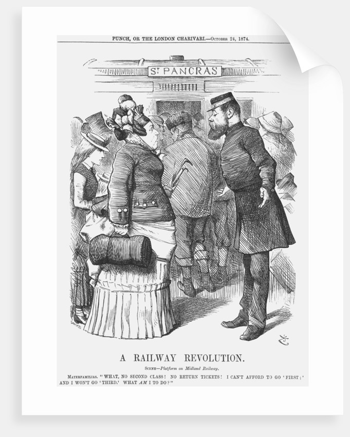 A Railway Revolution by Joseph Swain