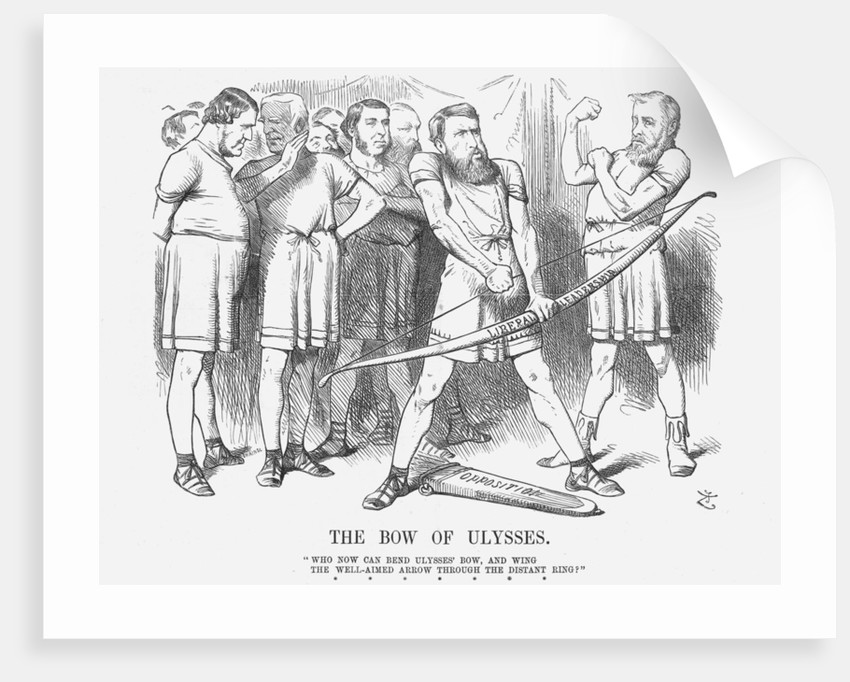 The Bow of Ulysses by Joseph Swain