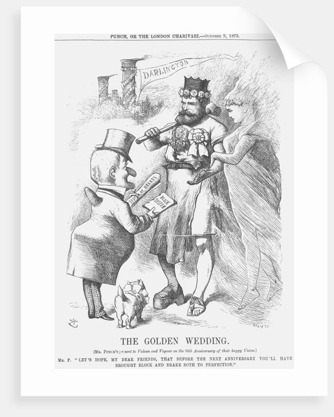 The Golden Wedding by Joseph Swain