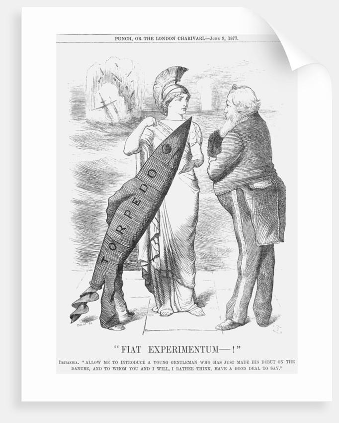 Fiat Experimentum-! by Joseph Swain
