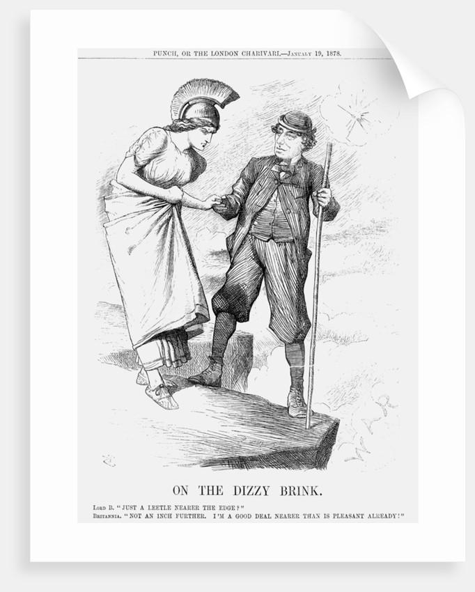 On the Dizzy Brink by Joseph Swain