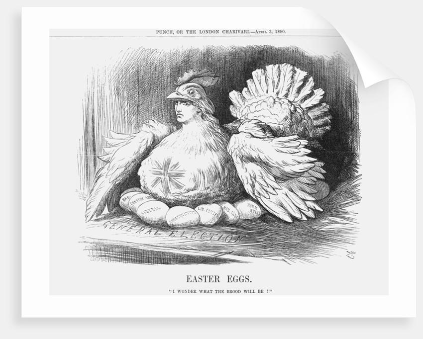 Easter Eggs by Joseph Swain