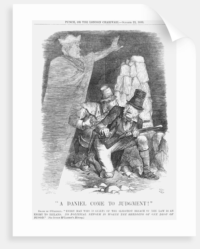 A Daniel Come to Judgement! by Joseph Swain