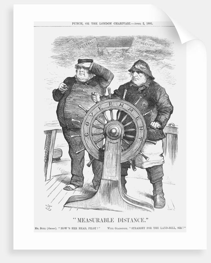 Measurable Distance by Joseph Swain