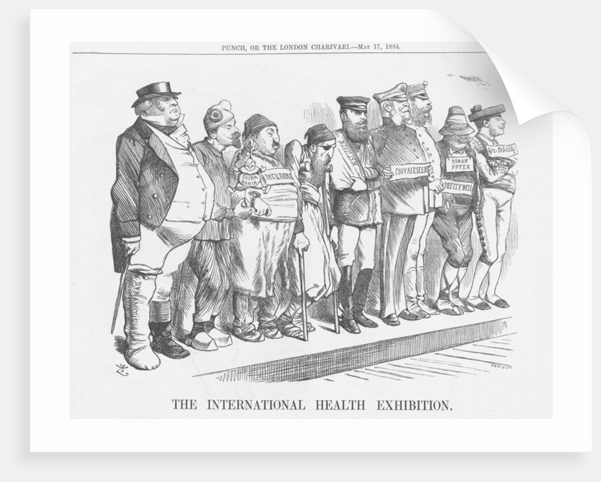 The International Health Exhibition by Joseph Swain