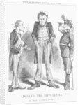 Lincoln's Two Difficulties by Anonymous