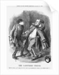 The Garotter's Friend by John Tenniel
