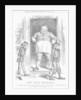 John Bull's Neutrality by John Tenniel