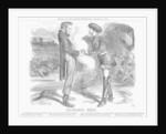 Extremes Meet by John Tenniel