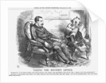 Taking The Doctor's Advice by John Tenniel