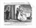 Mrs. Frummage's Birthday Dinner-Party by Charles Samuel Keene