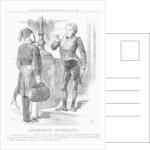 Government Hospitality by John Tenniel