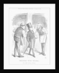 Declined with Thanks; or The Rival Touts by John Tenniel