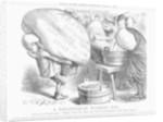 A Pan-Anglican Washing Day by John Tenniel