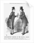 Extraordinary Mildness of The Political Season by John Tenniel