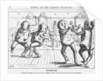 Athletics by George du Maurier