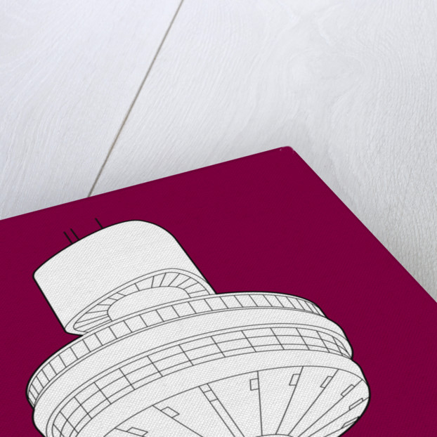 Radio City Tower by People Will Always Need Plates