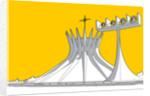 Catedral Metropolitana Nossa Senhora Aparecida - Brasília by People Will Always Need Plates