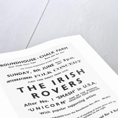 Irish Rovers (1967) by Anonymous