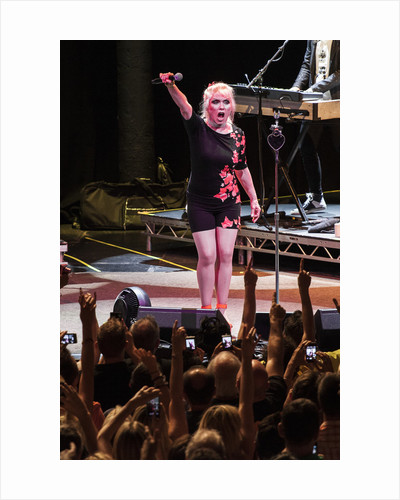 Blondie by Stuart Leech