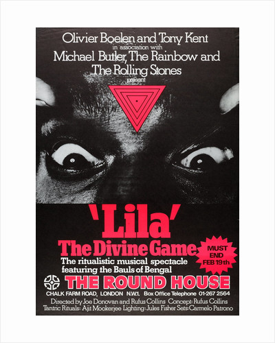 Lila: The Divine Game by Anonymous