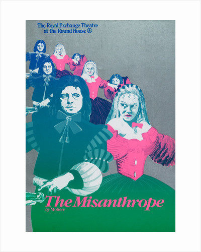 The Misanthrope by Anonymous