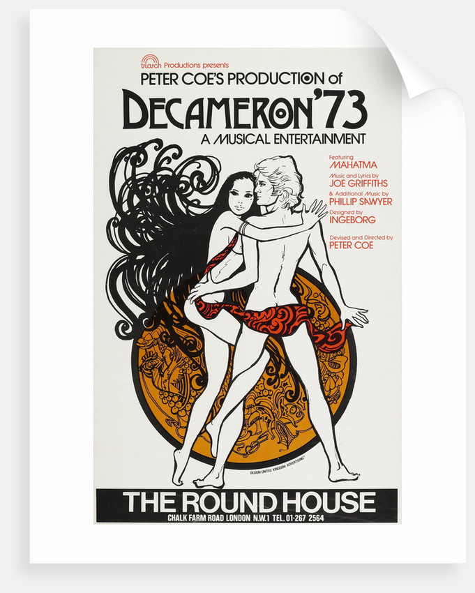 Peter Coe's Decameron by Anonymous