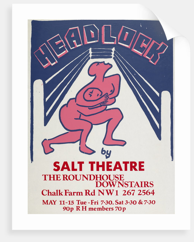 Headlock by Salt Theatre by Anonymous
