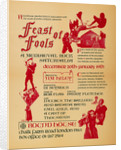 Feast of Fools (1973) by Anonymous