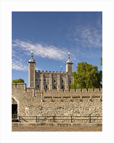 The Tower of London by James Brittain