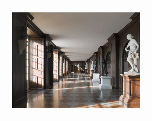 The Orangery, Hampton Court Palace by James Brittain