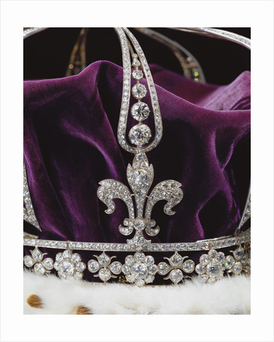 Queen Mary's Crown, the Crown Jewels by Garrard and Company