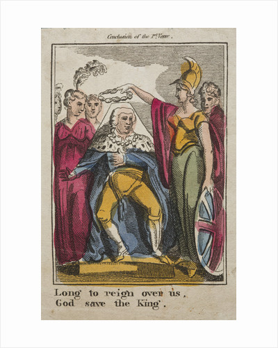 God Save the King, c1810 by Unknown