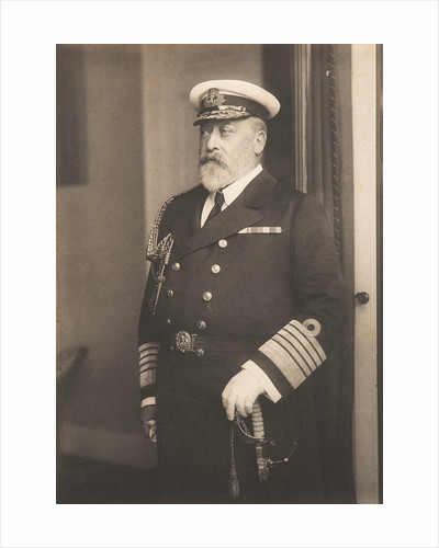 King Edward VII, c1905 by J Russell & Sons