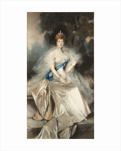 Queen Alexandra, 1908 by Unknown