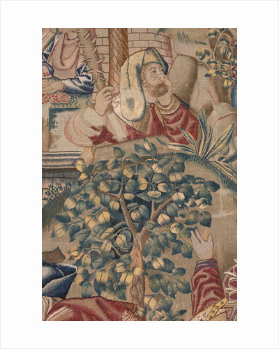 The Virtues and Vices tapestry, early 16th century by Unknown