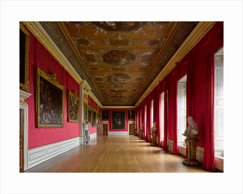 The King's Gallery, Kensington Palace by James Brittain