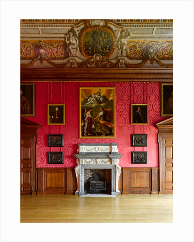 The King's Drawing Room, Kensington Palace by James Brittain