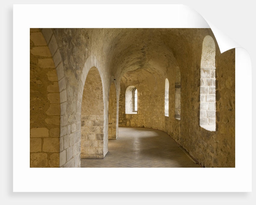 The Chapel of St John the Evangelist, Tower of London by James Brittain