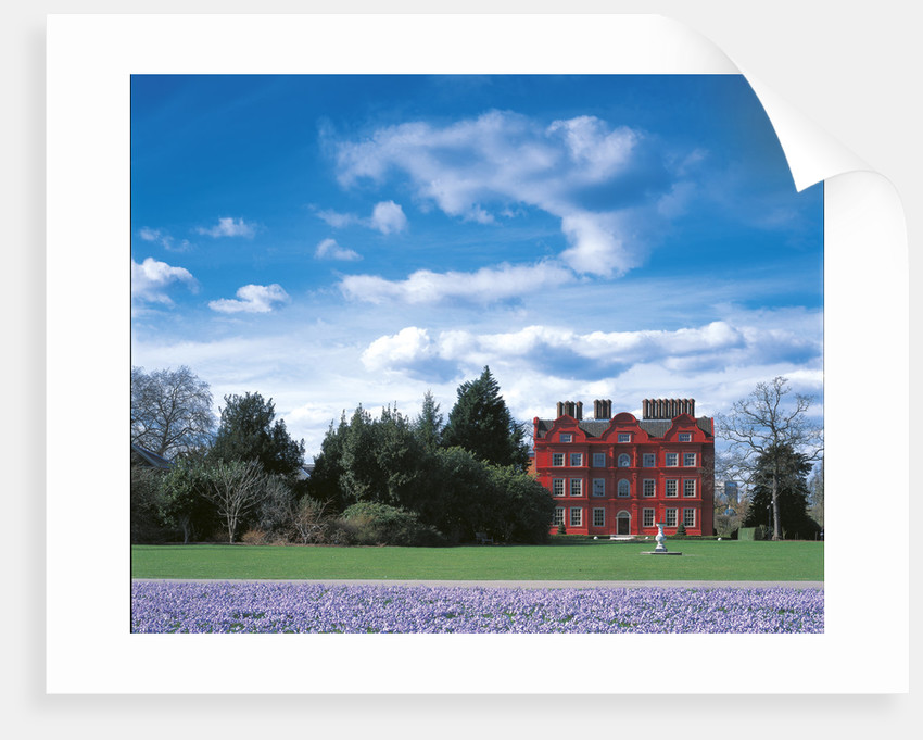 The South Front, Kew Palace by Nick Guttridge