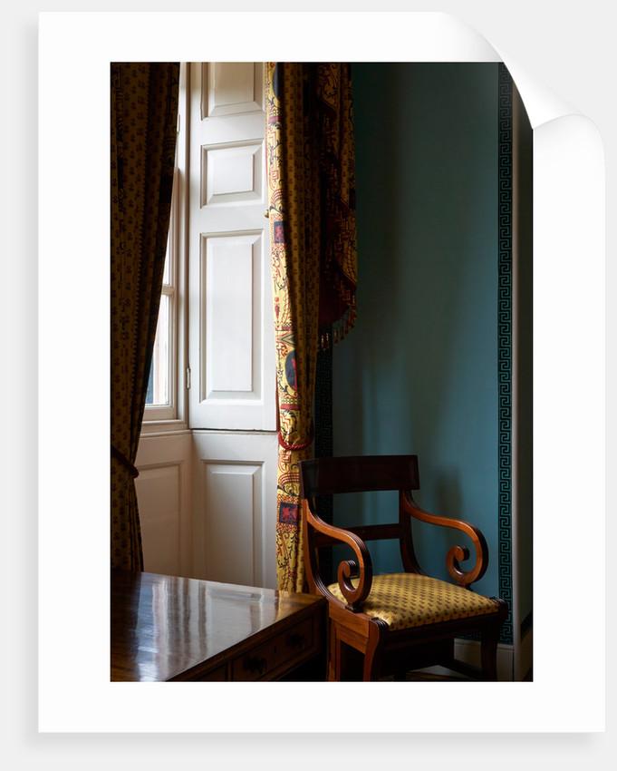 Princess Elizabeth's Bedroom, Kew Palace by James Brittain