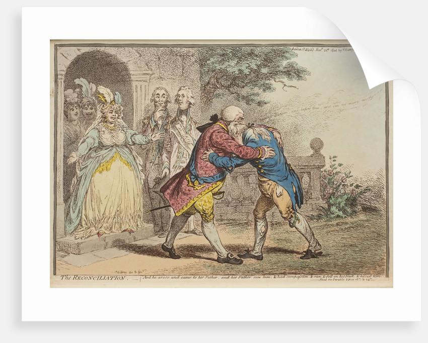 The Reconciliation, 1804