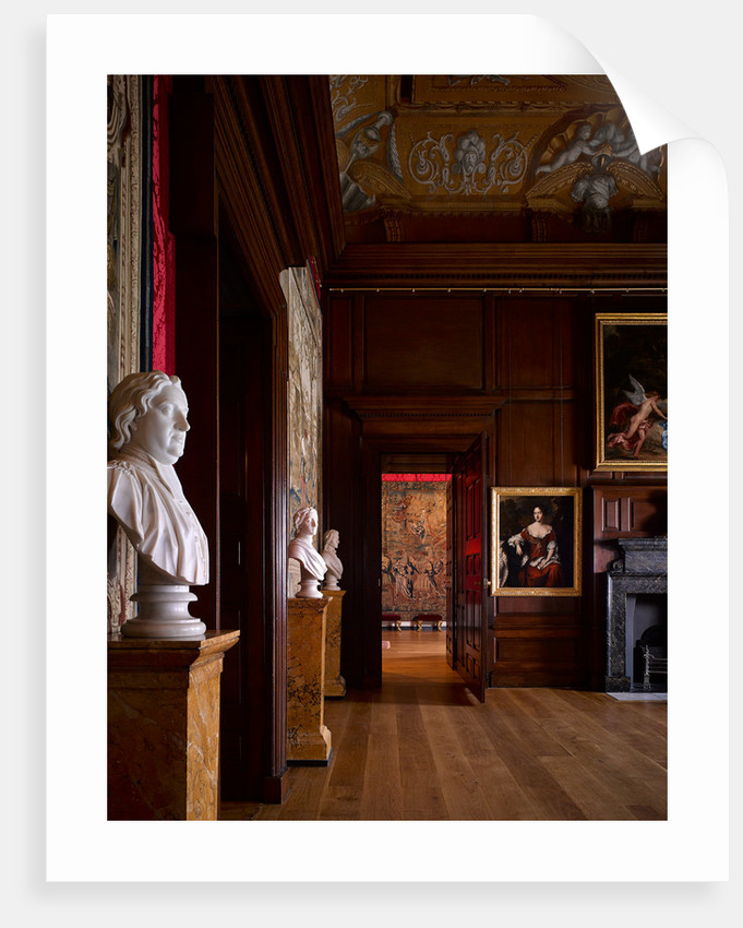 The Privy Chamber, Kensington Palace by James Brittain