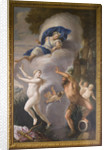Alpheus and Arethusa, the Banqueting House, Hampton Court Palace by Antonio Verrio