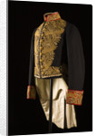 Court coat, 1885 by Robin Forster