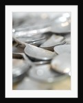 Pewter spoons, Hampton Court Palace by Nick Guttridge