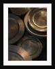 Tudor serving dishes, Hampton Court Palace by Nick Guttridge