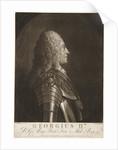 King George II by John Tinney